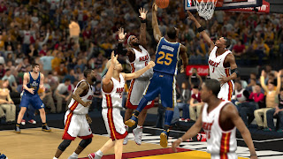 NBA2K13 HD Skin Realistic Game Mod