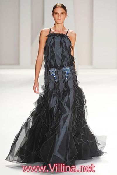 Красиві вечірні сукні весна літо 2012