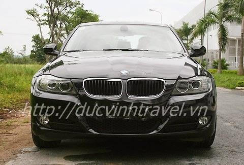 Cho thuê xe 4 chỗ BMW 320i hạng sang tại Hà Nội 1