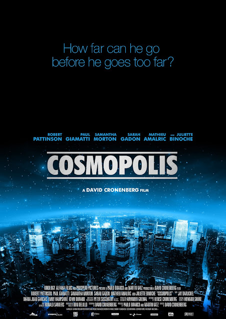 Cosmopolis poster