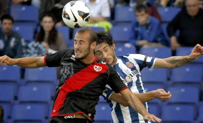 Espanyol vs Rayo Vallecano en vivo
