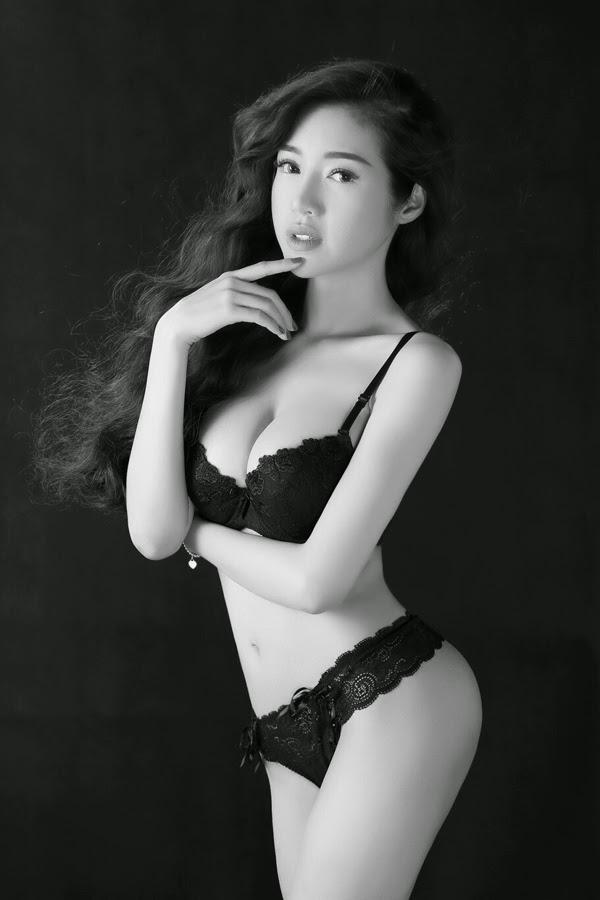 Ảnh gái xinh Việt khoe thân để nổi tiếng 16