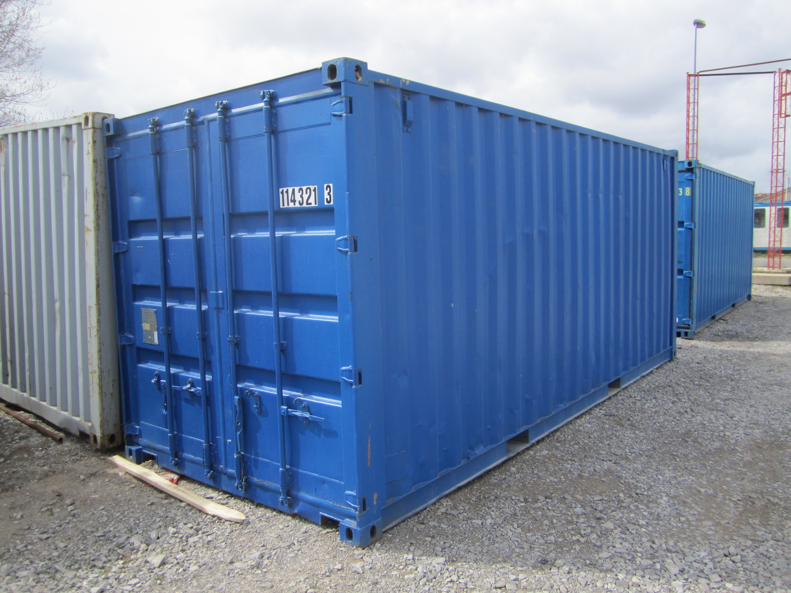 Fosmat mat riels d 39 occasion t l 06 09 24 27 76 for Prix d un container maritime