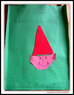 """Little Elf"" Sensory Poem for Kindergarten via RainbowsWithinReach"