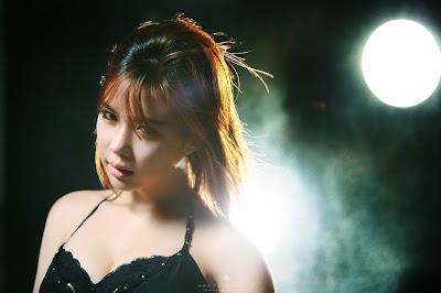 Korean Model Girls- Kim In Ae