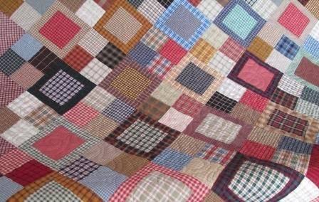 Cathy Tomm Quilts: Plaid Quilt : plaid quilts - Adamdwight.com