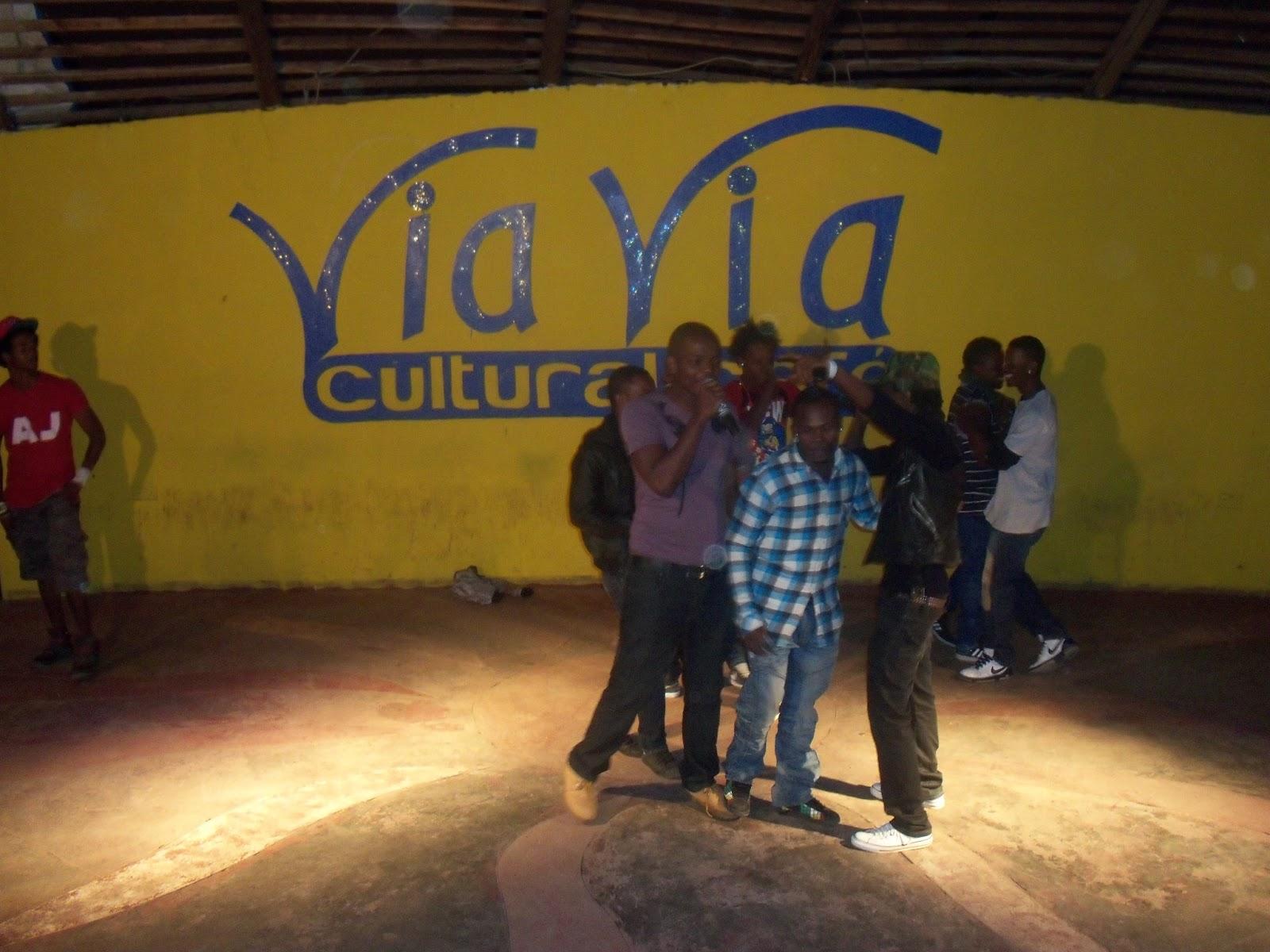 ukumbi wa viavia wakati wa sherehe za valentane day jijini Arusha
