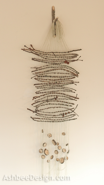 Ashbee Design: Twig Weaving Tutorial • Off-