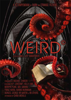 The Weird, 2011, copertina