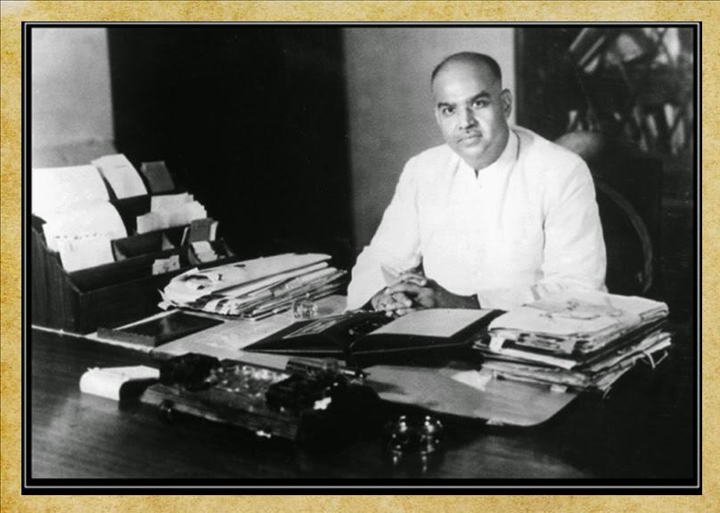 भारतीय जनसंघ के संस्थापक डा. श्यामा प्रसाद मुखर्जी