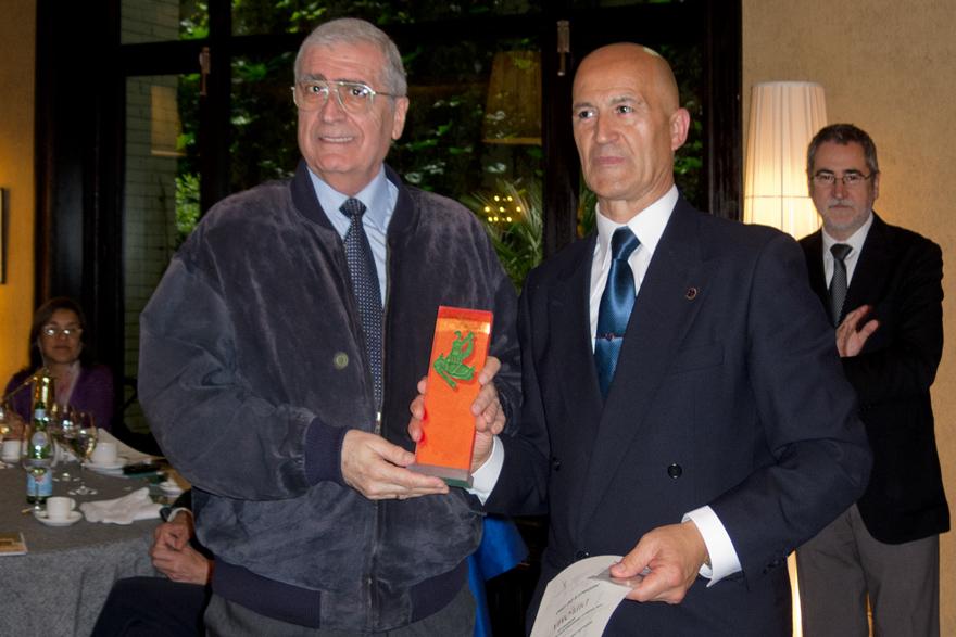 Andrés García-Falces Rodríguez y Jose Luis de la Cruz