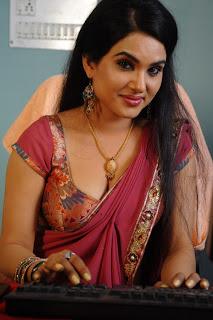 kavya singh saree shoot 2.jpg