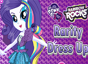 Rainbow Rocks Rarity my little pony