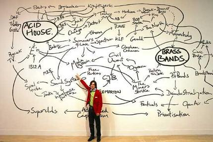 Communication and culture jeremy deller joy in people for Acid house anthems