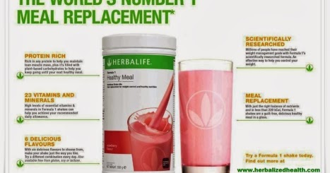 Detox Usus Herbalife