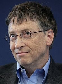 Bill Gates biography