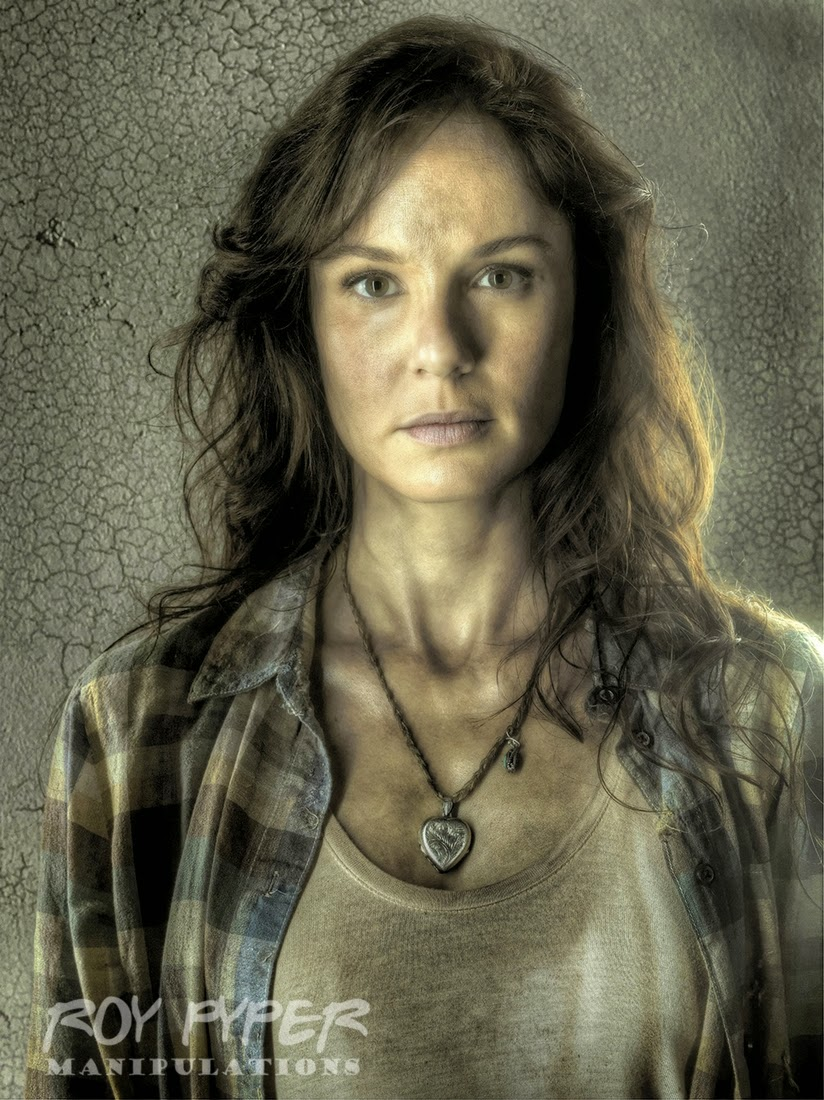 02-Lori-Grimes-Roy-Pyper-nerdboy69-The-Walking-Dead-Series-05-Photographs-www-designstack-co