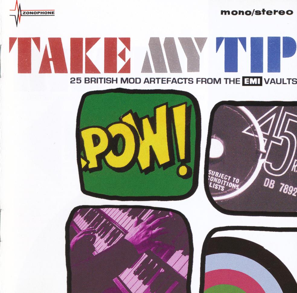 Various Take Cover Zimbabwe Hits