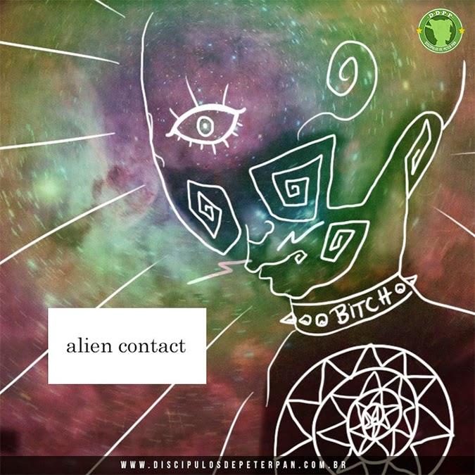 DDPP - Playlist hipster de contato alienígena