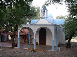 Το εκκλησάκι της Αγίας Τριάδας