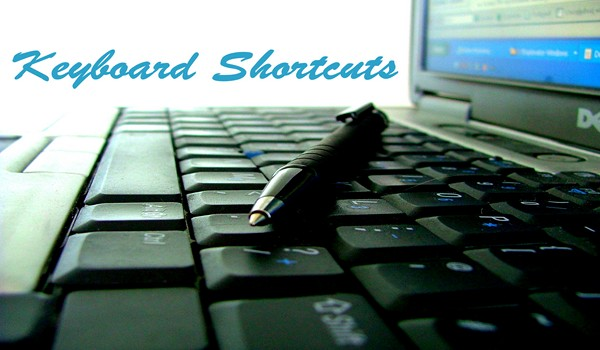 Useful KeyBoard Shortcuts