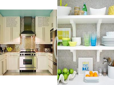 Dise o de cocinas con azulejos cer micos cocina y muebles for Disenos de azulejos para cocina