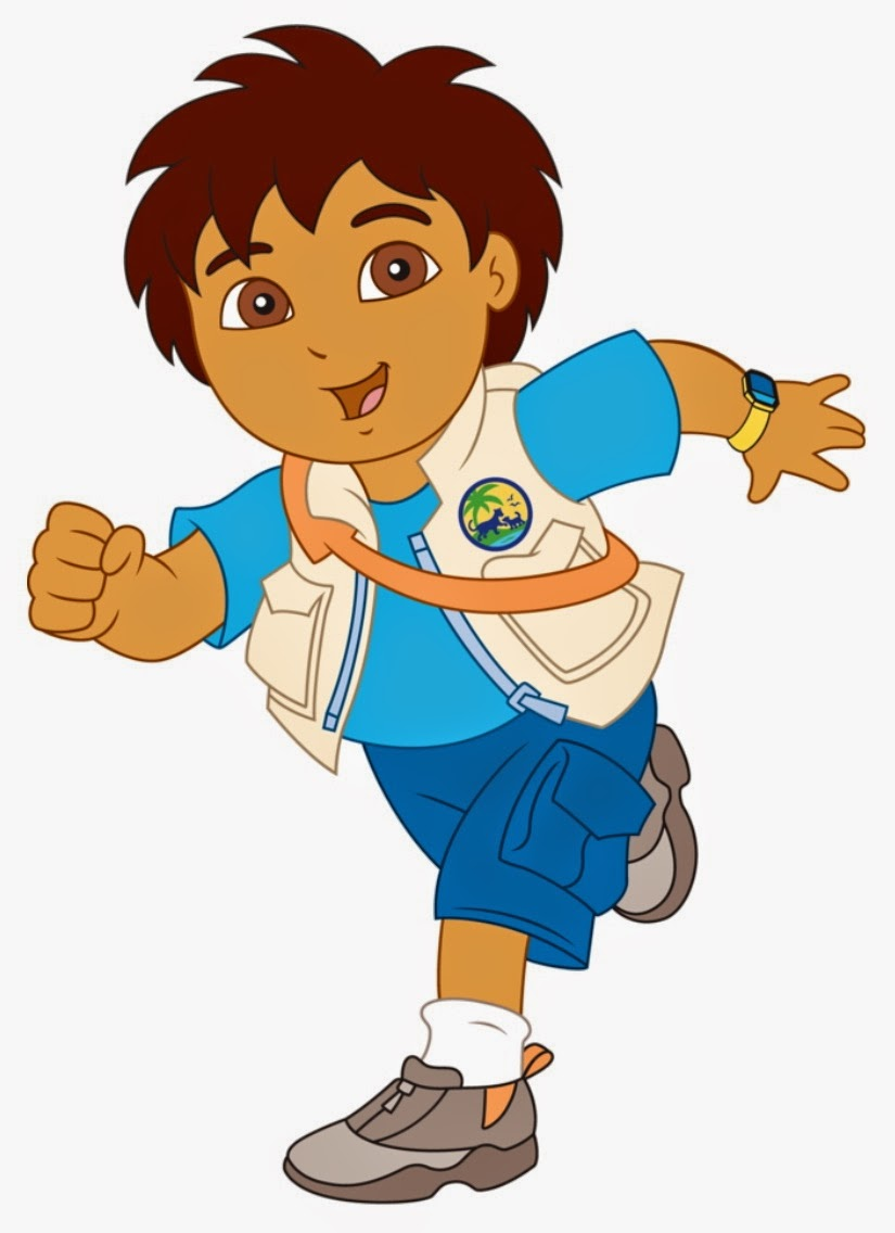 Meet the Characters | Go, Diego, Go! | Nick Jr. - HD Wallpapers