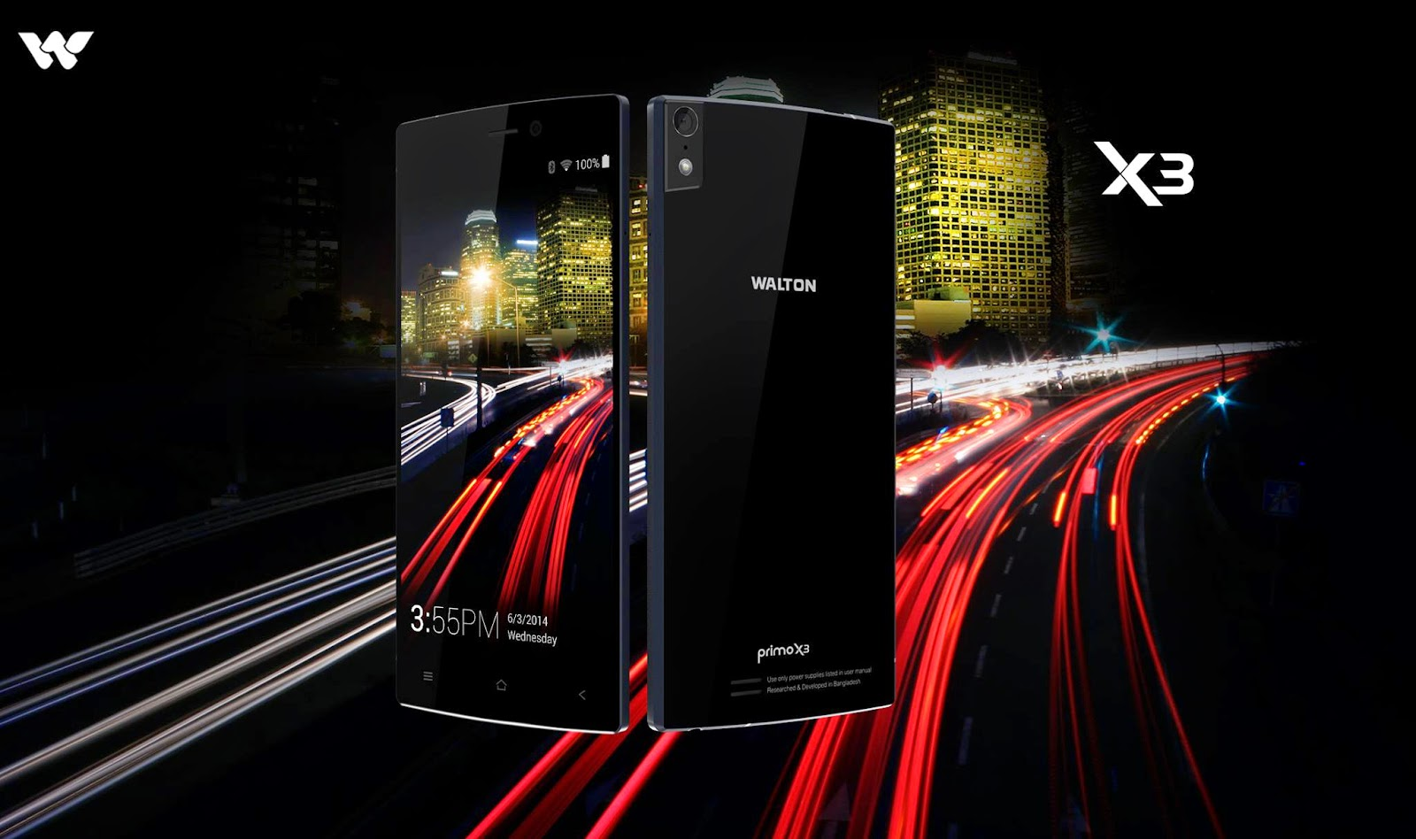 walton x3 review,specification of x3,first slimmest smartphone in the world