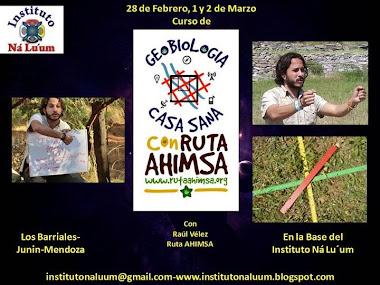 CURSO DE GEOBIOLOGIA Y CASA SANA