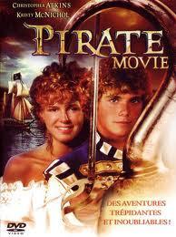 The pirate movie, película