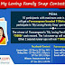 Contest !! My Loving Family Snap Win T-Shirt Cash Rs 5000 / 3000 / 1000 !! Foresegame.com