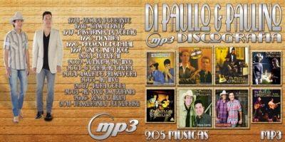 Discografia Di Paullo & Paulino MP3 2014