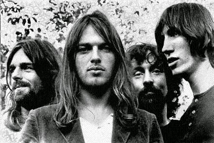 I Pink Floyd ai tempi di The Dark Side Of The Moon