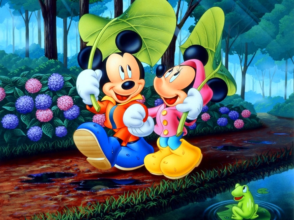 Mickey + Minnie