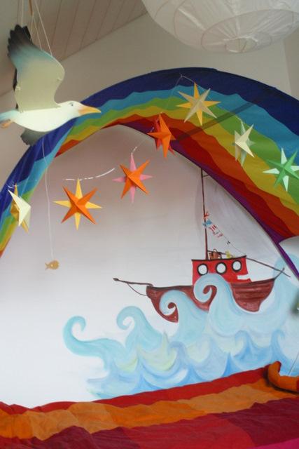 Basteln Für Das Kinderzimmer | Ein Schweizer Garten Von Stars Und Sternchen