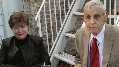 John nash and alicia nash