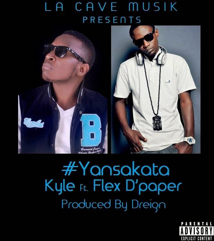 #Yansakata-Kyle ft. FlexD'Paper [Song Review + Download]