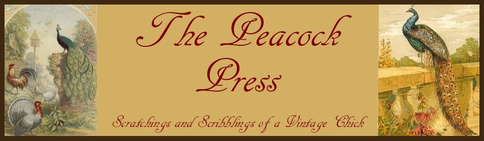 The Peacock Press