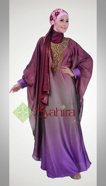 comment on this picture dress gamis menyambut ramadhan dan idul