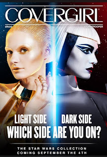 Department: Beauty | CoverGirl STAR WARS Collection | September 4, 2015