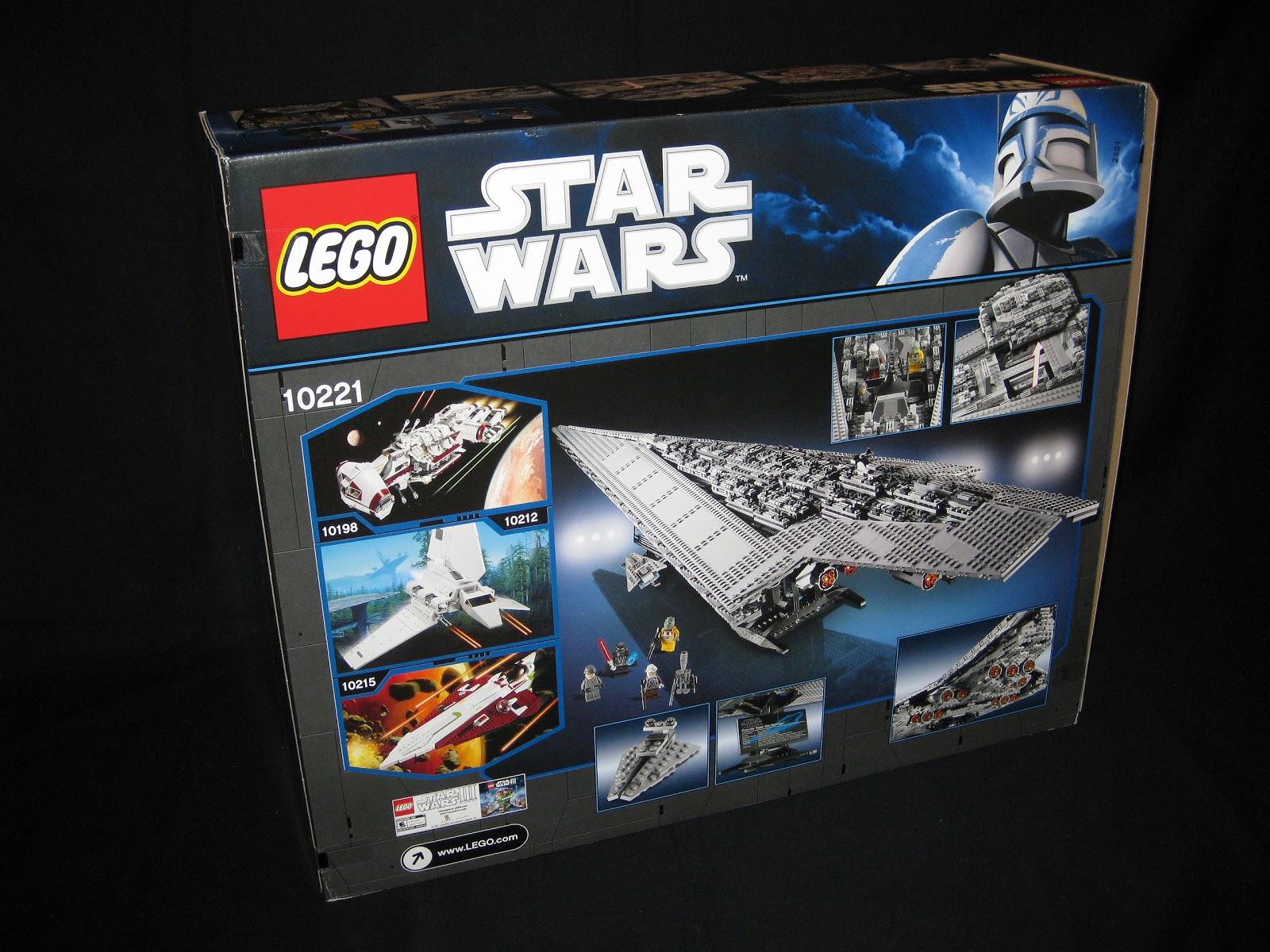 Image Gallery lego super star destroyer
