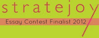 Stratejoy Essay Contest Finalist