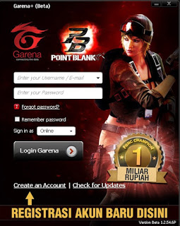 Migrasi pb gemscool ke garena total download