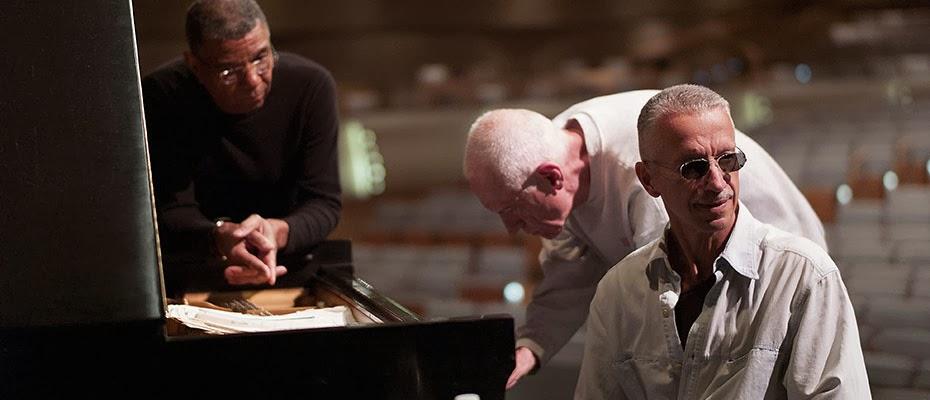 L To R Jack DeJohnette Gary Peacock Keith Jarrett