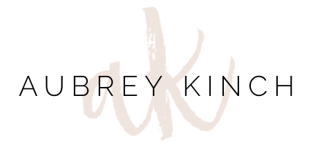 Aubrey Kinch | The Blog