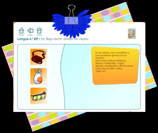 http://www.primaria.librosvivos.net/Definir_un_objeto_1.html