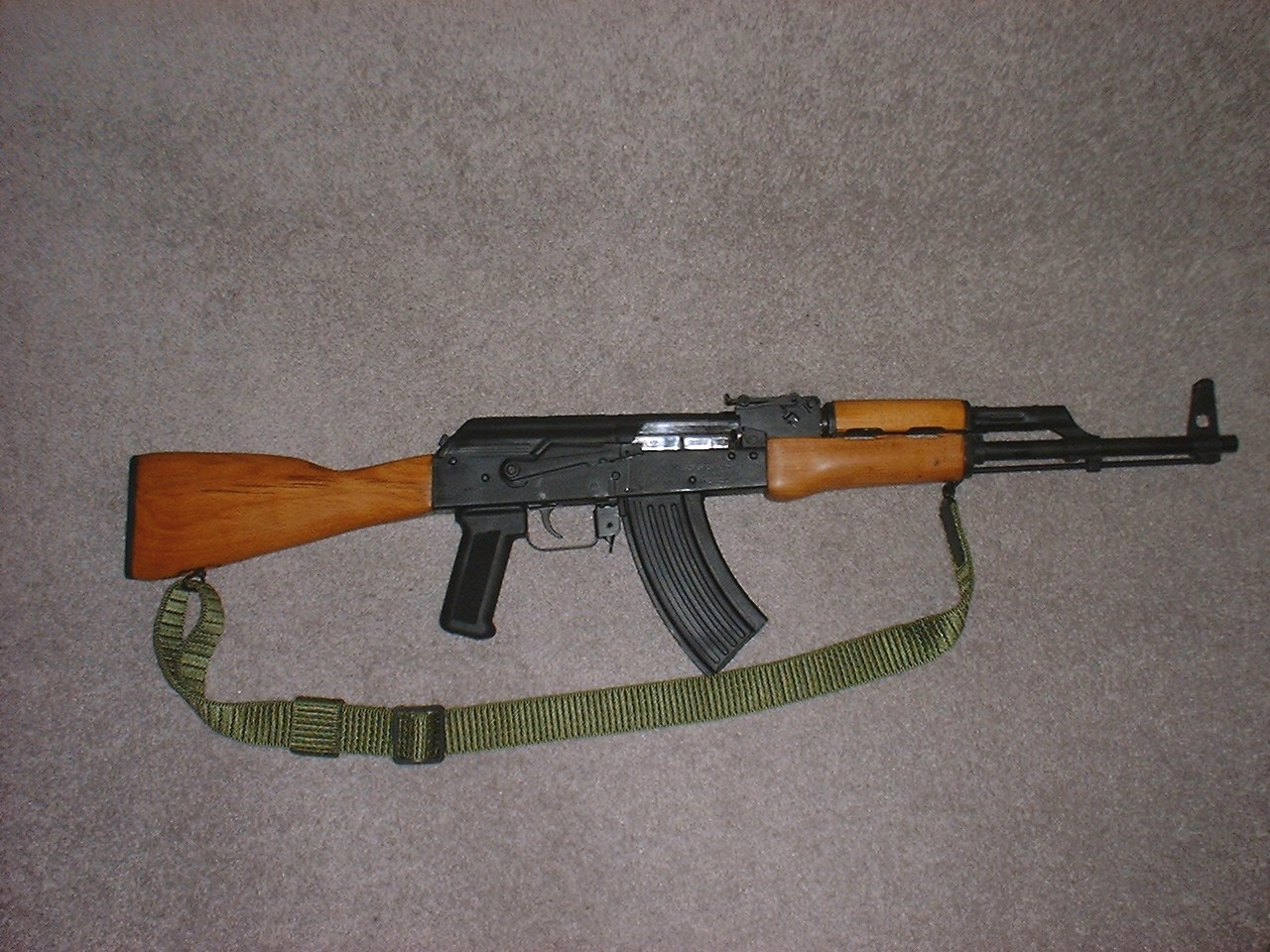 ak 47 In the world of child soldiering, sex, slavery and drug trafficking are often cruelly  intertwined project ak-47 exists to rescue child soldiers from lives of.