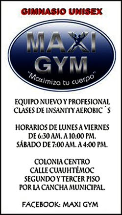 MAXI GYM