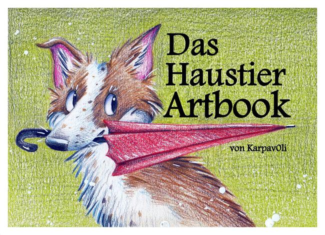 Das Haustier Artbook