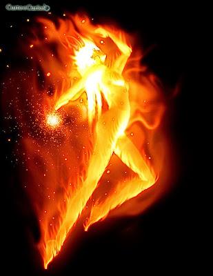 angra deusa do fogo